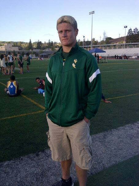 Dave Clemensen from Castro Valley High with SportsHopes